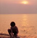 Chris on Sarasota beach